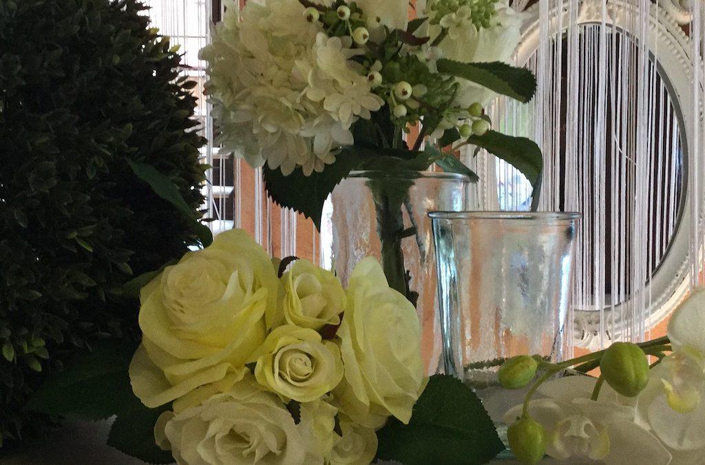Gran surtido de flores para preparar tus centros